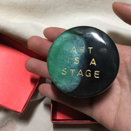 Art is a Stage Soap
